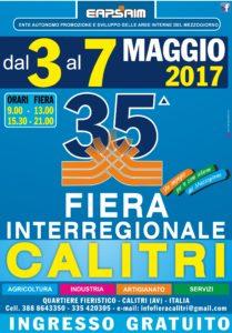35° Fiera Interregionale di Calitri
