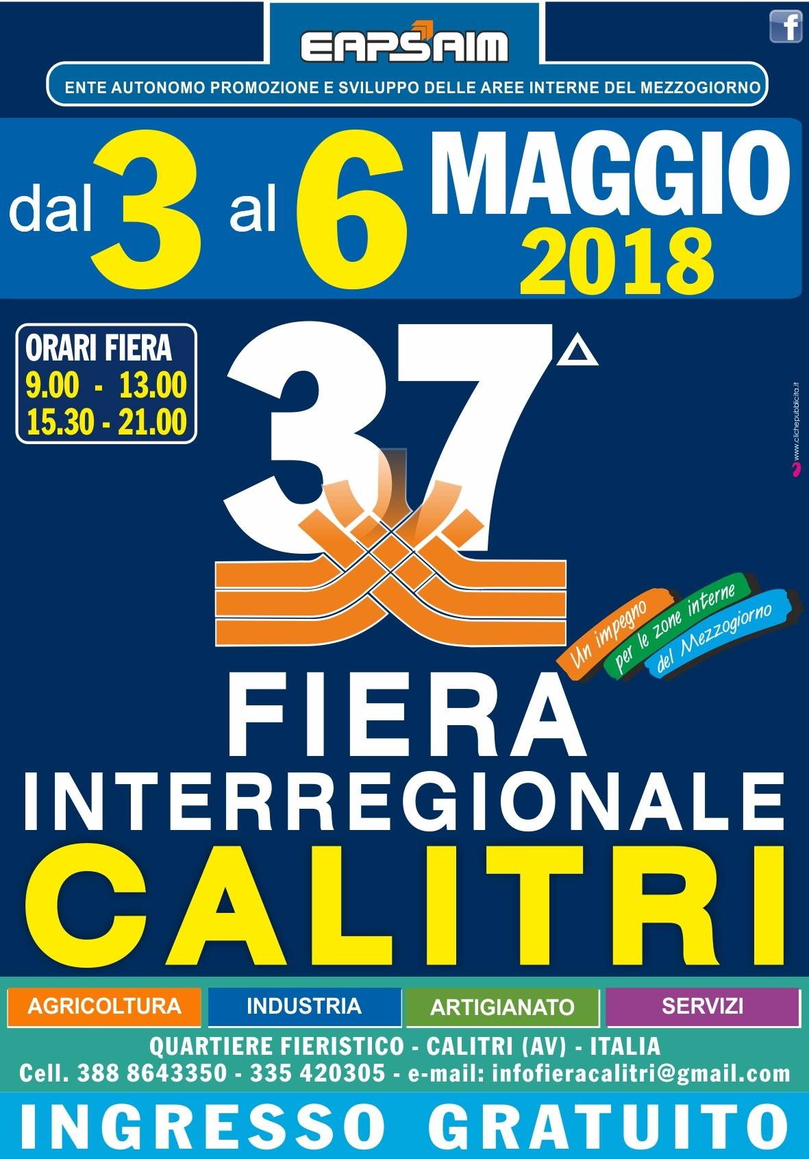 fiera di calitri 2017
