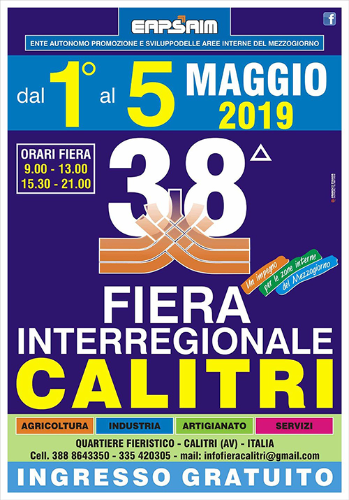 Fiera Calitri